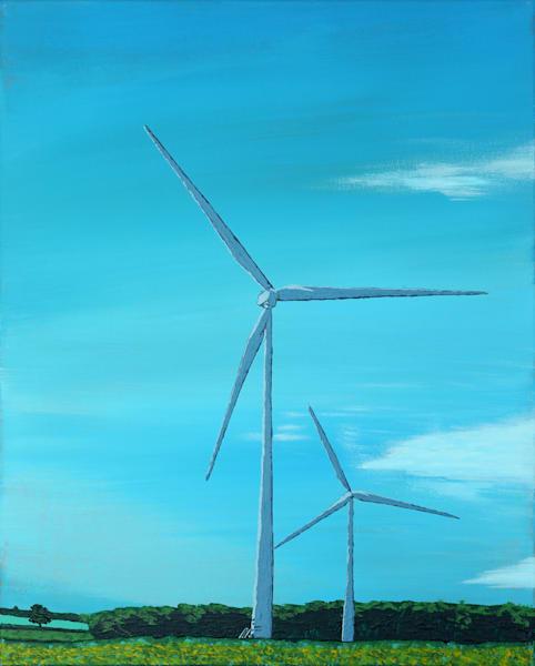 Euros   God Of The East Wind Art | Emma Frost