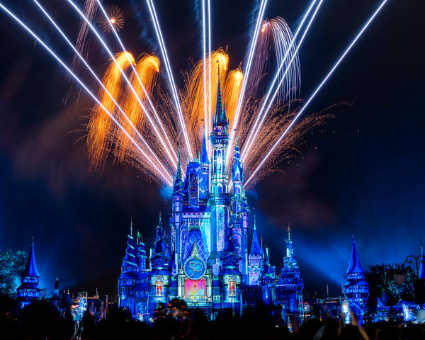 2021 Happily Ever After 4 - Disney Prints | William Drew Photography