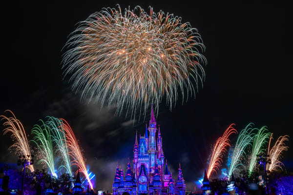 Disney Happily Ever After 39 50th Photography Art | William Drew Photography