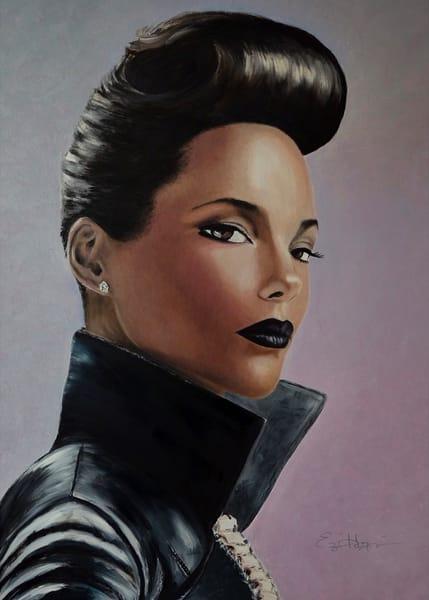 Alicia Keys Art | Blac Rhino Art Group