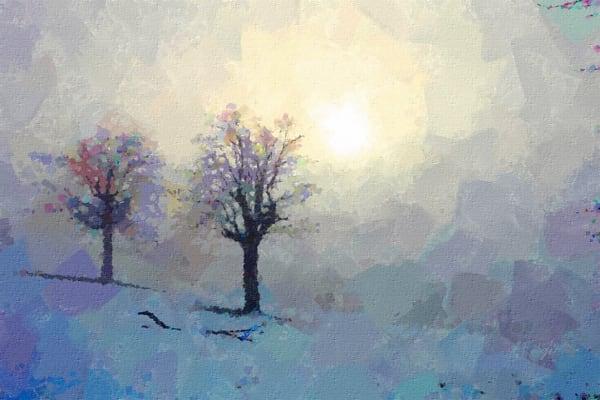 Misty Hill Art | Jacob Folger Artist