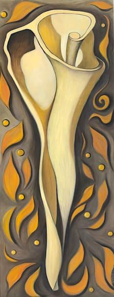 """""""She Sings"""" Oil On Canvas Art   Margaret Biggs Fine Art"""