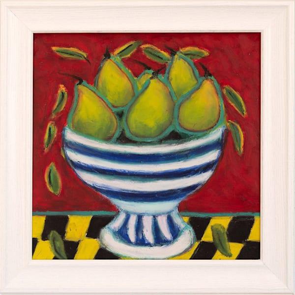 Pears In A Bowl Art | Norlynne Coar Fine Art