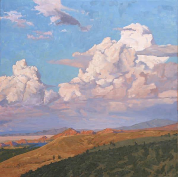 Prescott Skies Art   Diehl Fine Art