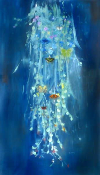Internal Landscape   Butterflies Art   Theresa Gray