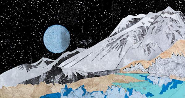 Nightscape #2 Art | nicollettesmith