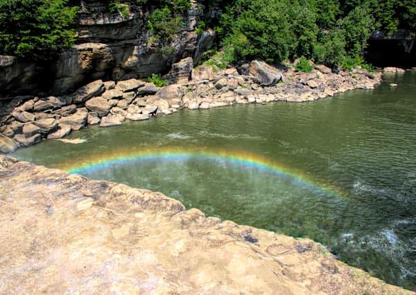 Cumberland Falls Rainbow 120