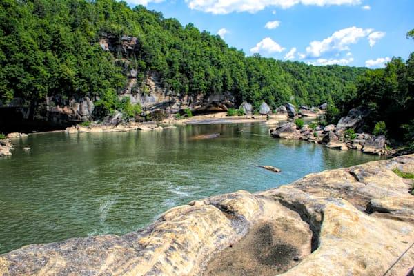 Cumberland River Scene 140
