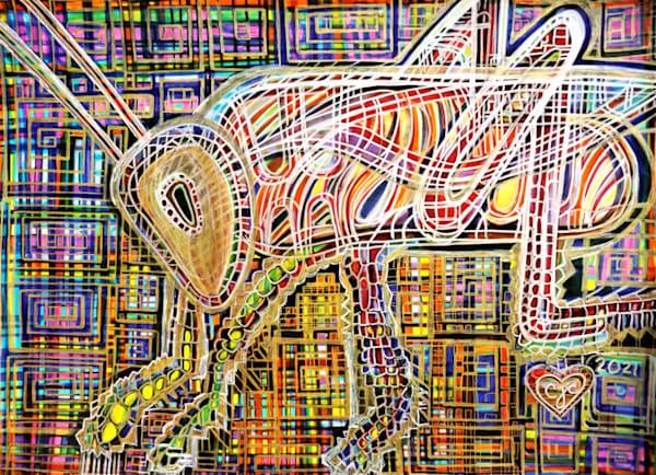 Grasshopper's Leap Art   Cynthia Christensen Art