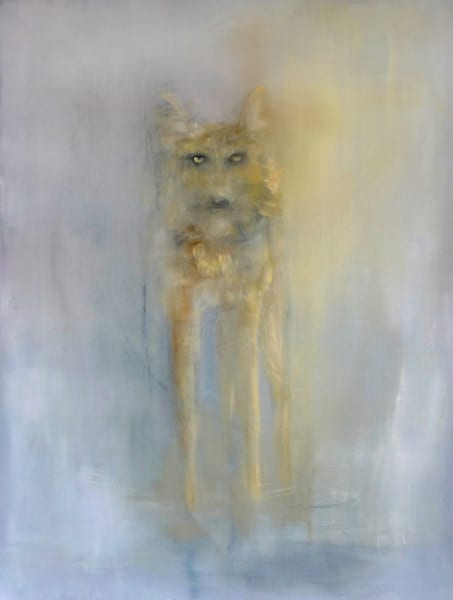 Glimpse Ii Art   Theresa Gray
