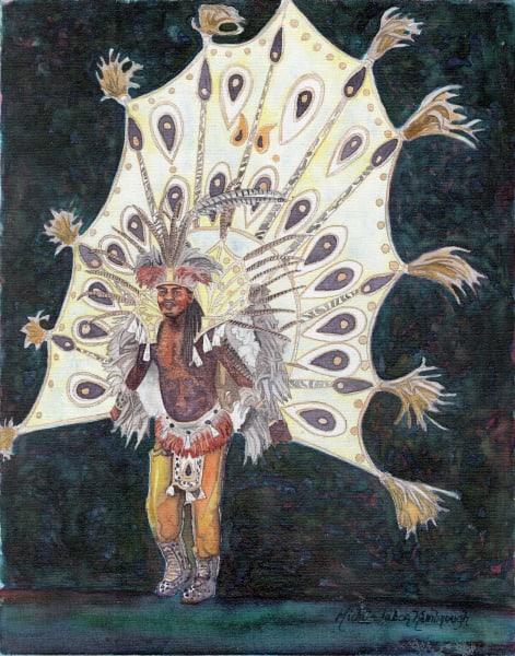37. Crucian Carnival Series Xxxvii Art   Michele Tabor Kimbrough