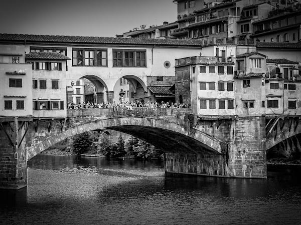 Ponte Vechio Photography Art | Nick Levitin Photography