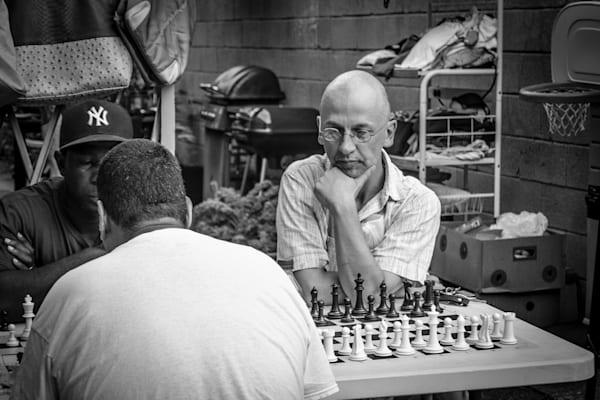 Chess, Pine Street Photography Art   Nick Levitin Photography