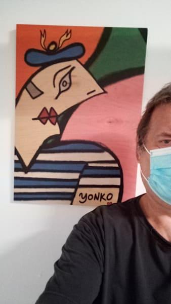 Mr Yonko Art   Yonko Kuchera