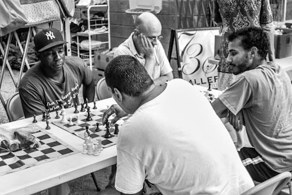 Chess, The Street Photography Art   Nick Levitin Photography