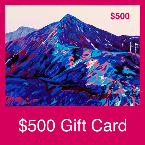 500 Gift Card   Kate Wilson Fine Art