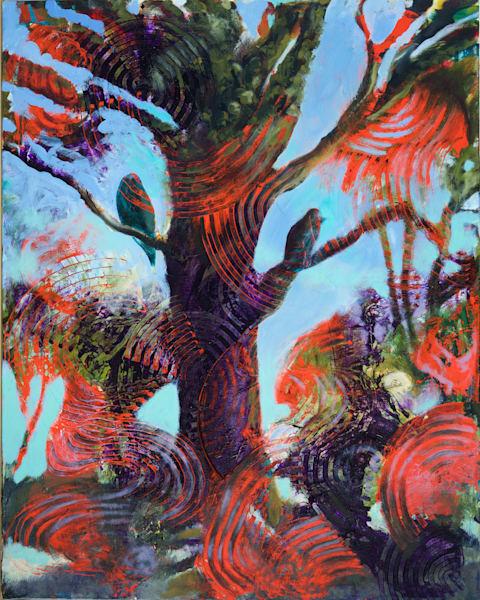 Birds In Tree Xi.Lg Art | V Creative Studio