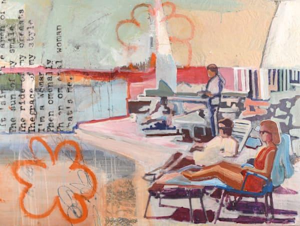 Planning For The Future Art | memoryartgirl