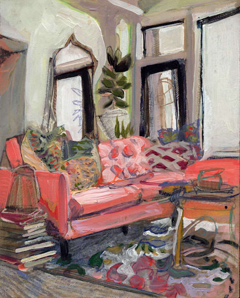 August 22 | Erika Stearly, American Artist