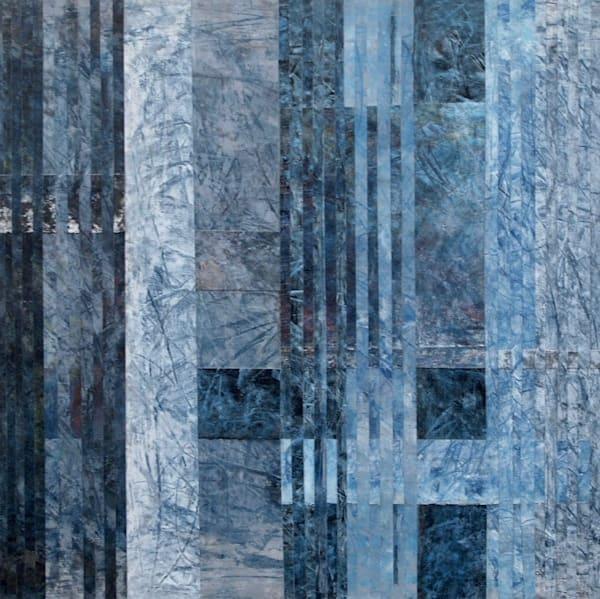 Square Puzzle  (Original) Art   Laurie Fields Studio