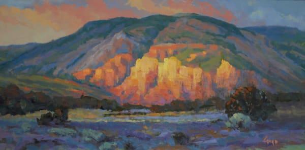 Serendipitous Evening Art   Gary Gore