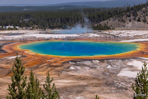 Grand Prismatic Basin
