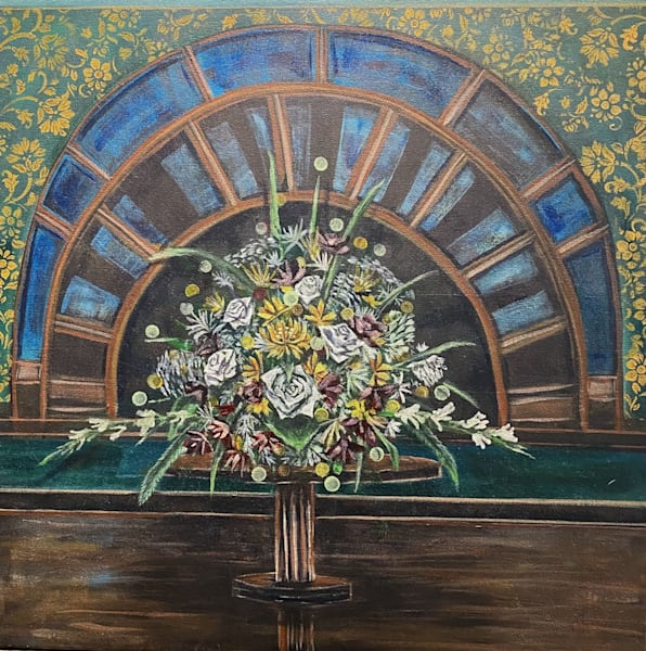 Window Bouquet Art | New Orleans Art Center