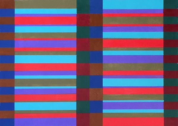 Tempo Clash   10 Over 16 Art | Hammerstein Enterprises