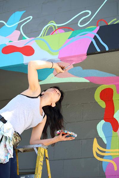 Elite mural angie photo ukwr1c