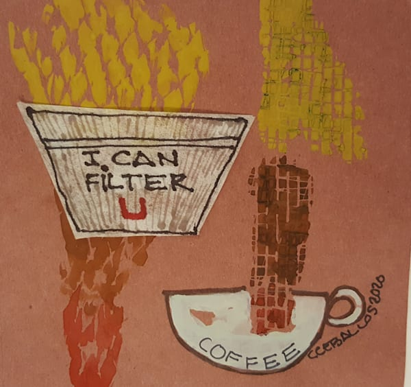 I Can Filter You  Art | Contemporary Art Gallery Online
