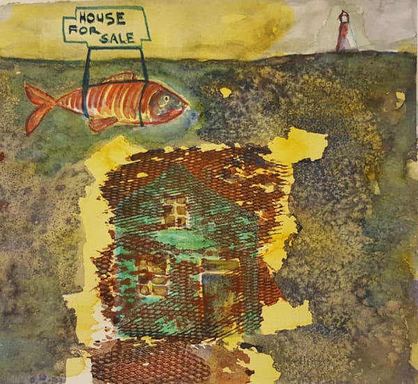 House For Sale  Art | Contemporary Art Gallery Online