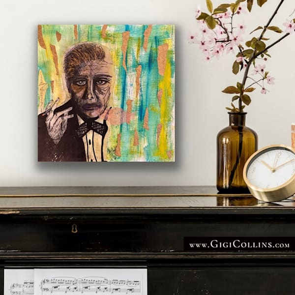 Lester Art | Gigi Collins Art