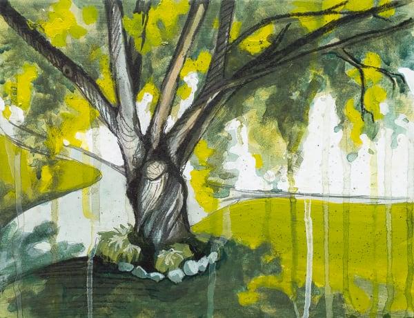 Singing Of The Trees Study Art   Kelsey Showalter Studios