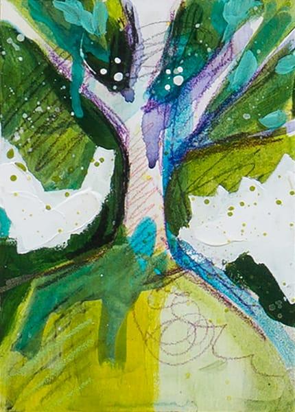 Tree Study 7 Art   Kelsey Showalter Studios