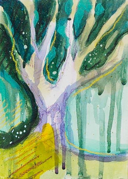 Tree Study 3 Art   Kelsey Showalter Studios