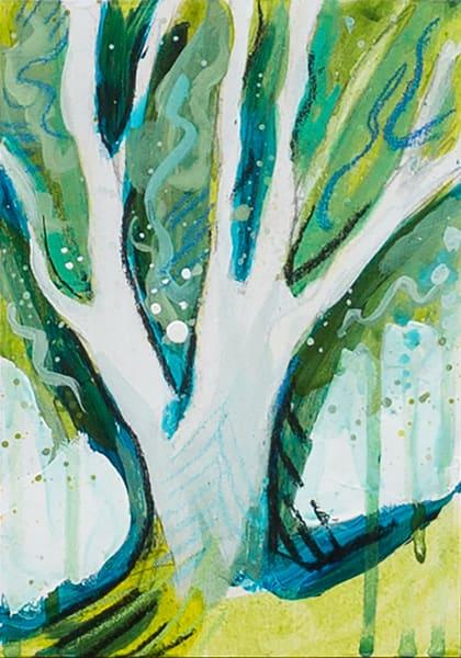 Tree Study 5 Art   Kelsey Showalter Studios