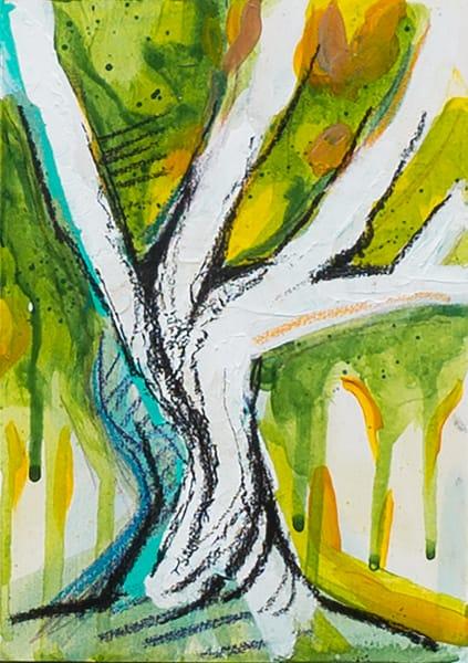 Tree Study 6 Art   Kelsey Showalter Studios