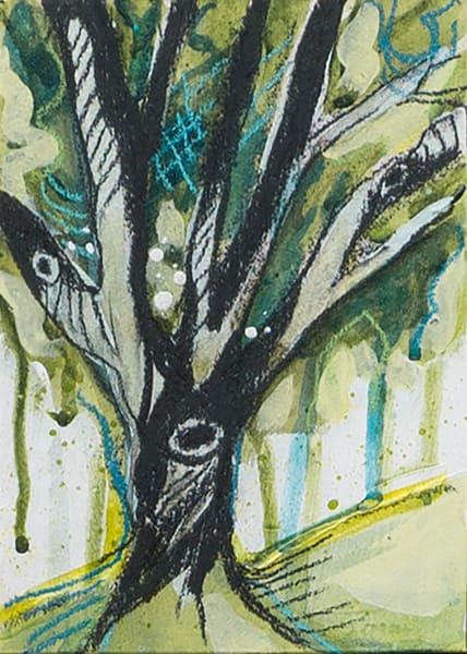 Tree Study 2 Art   Kelsey Showalter Studios