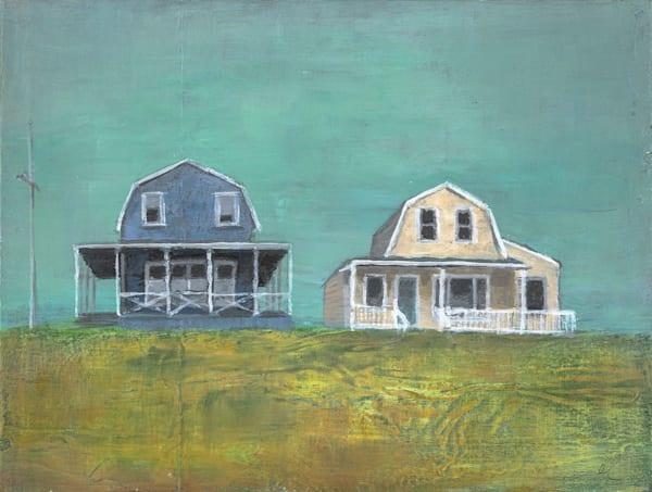 House 130 132 Long Beach 2020 Art | capeanngiclee