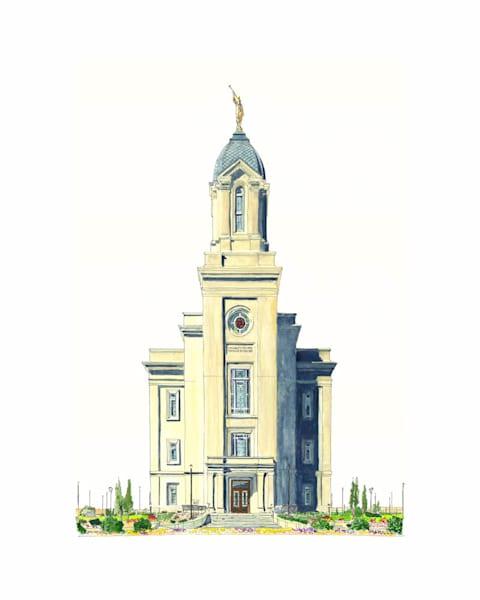 Cedar City Utah Temple