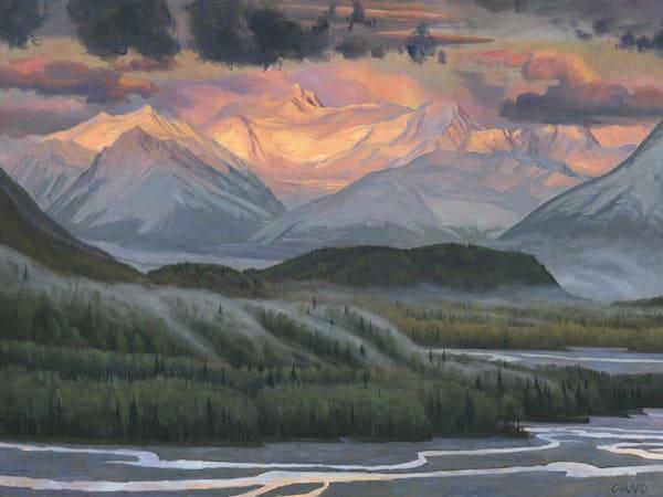 Mountain Realm Art | Studio Girard