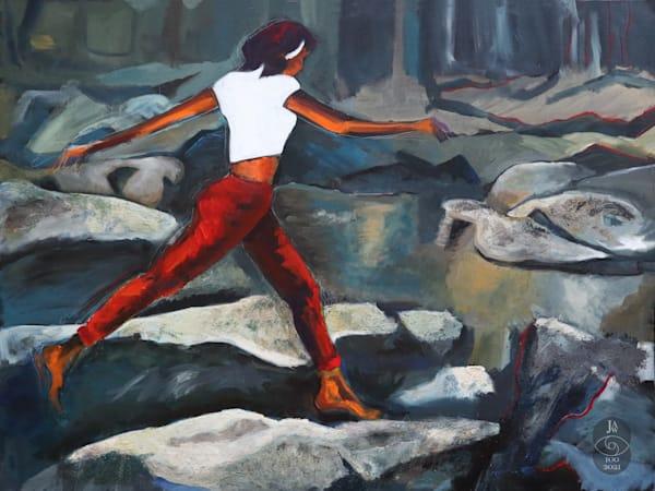 Hoprocking Art | jillalthousewood