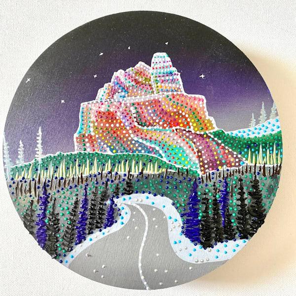Castle At Midnight Art | Erin Conn Fine Art