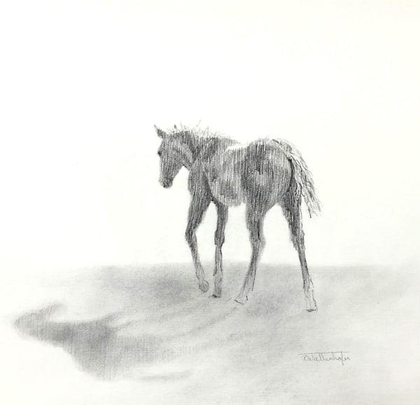 "Raymond Wattenhofer Original Art Drawing ""Legs""."