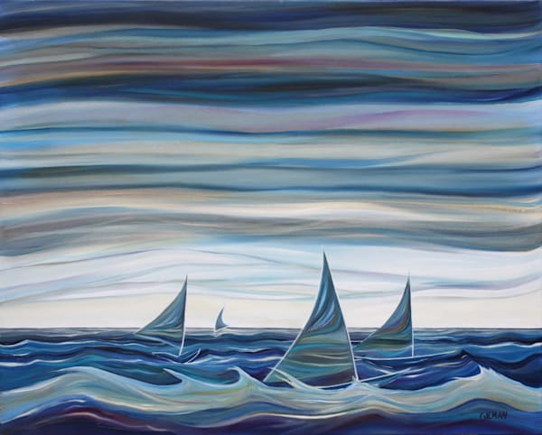 Come Sail Away Art   Emily Gilman Beezley LLC