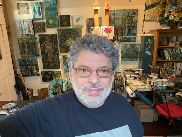 About Sergio Alvarez Art | New Orleans Art Center