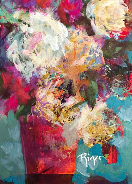 Floral Freedom | Sue Riger Studio