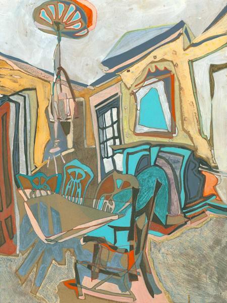 Searsport, Maine, No. 101 Art   Erika Stearly, American Artist