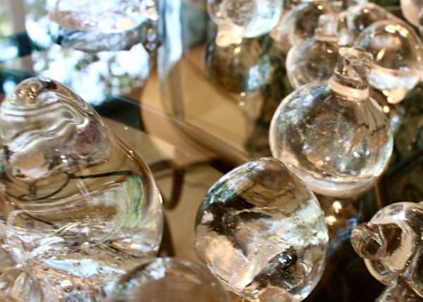 Looking Glass Pears Ii Art   Ginny Krueger