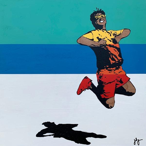 Double Thumbs, Original Art   Jon Savage Contemporary Art